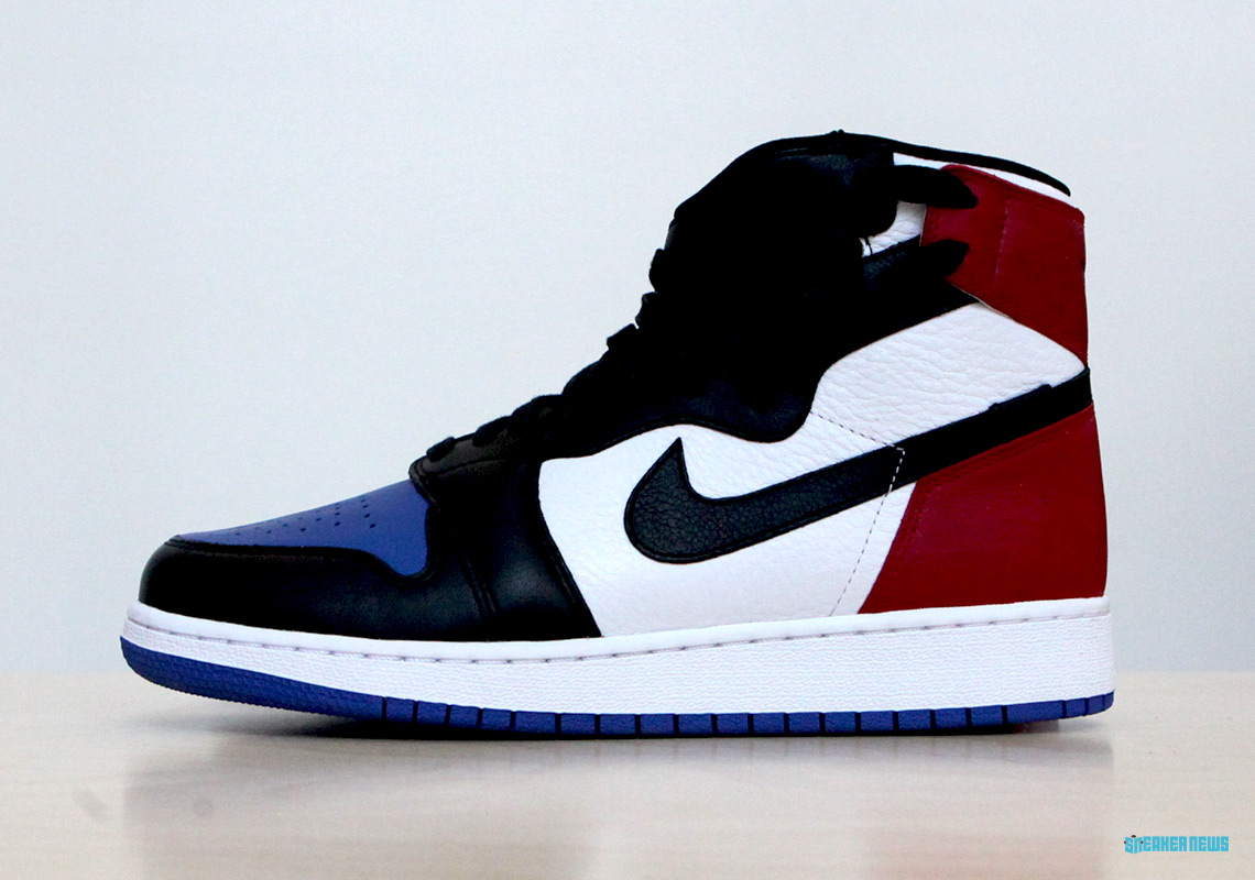 ddabb95fcd6741 Look for these two re-worked takes on classic Air Jordan 1 colorways to hit  Nike.com May 19th for  145.