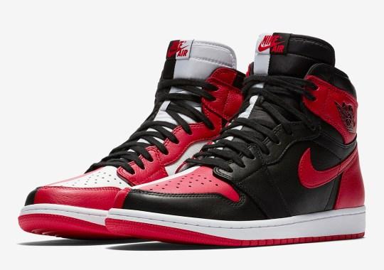 "The Air Jordan 1 ""Homage To Home"" Is Releasing Again In May"