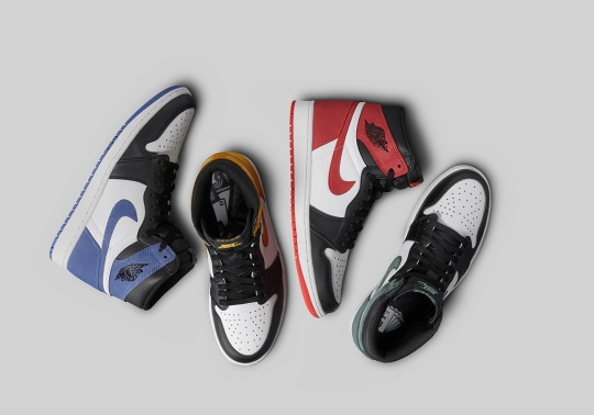 """Jordan Brand Unveils The """"Best Hand In The Game"""" Collection"""