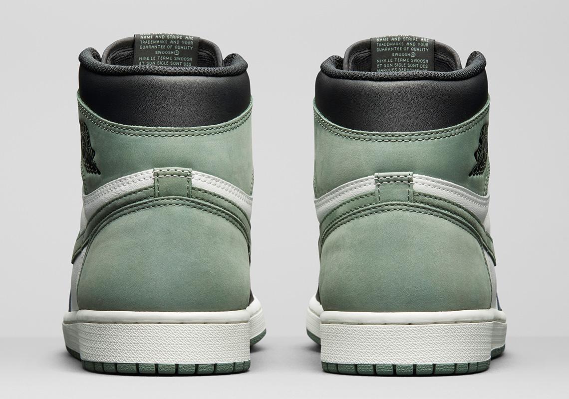 12d38c2fe5a96f Air Jordan 1 Clay Green - Release Date