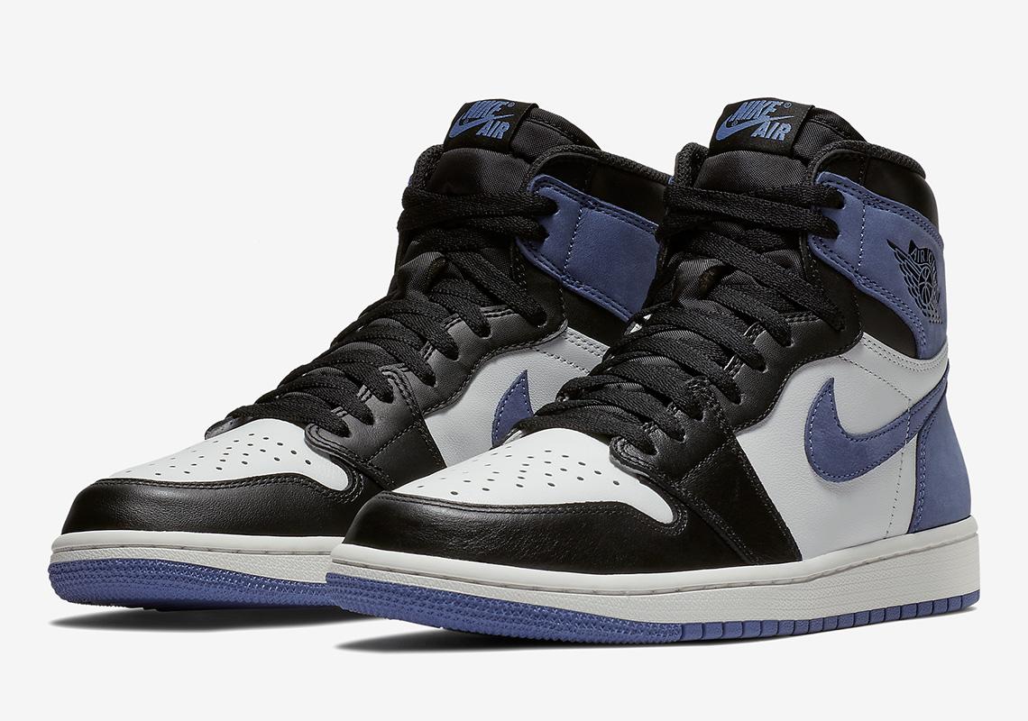 Air Jordan 1 Blue Moon Release Info | SneakerNews.com