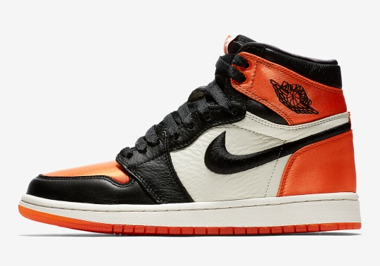 Official Images Of The Air Jordan 1 Satin Shattered Backboard