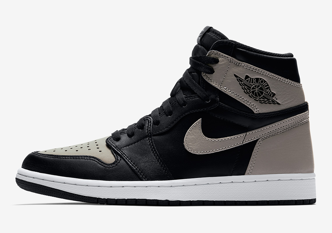 "low priced 79115 ae28e Official Images Of The Air Jordan 1 Retro High OG ""Shadow"""