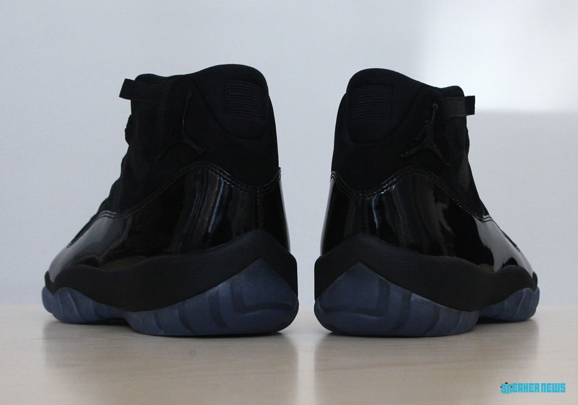 70d5390c6cb4fc Air Jordan 11 Black Prom Night Release Info
