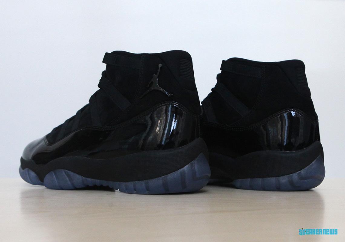 quality design 8bb06 cba93 Air Jordan 11 Black Prom Night Release Info | SneakerNews.com