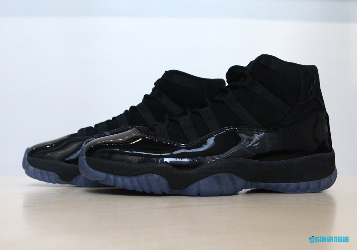 e8ace68b96c5 Air Jordan 11 Black Prom Night Release Info