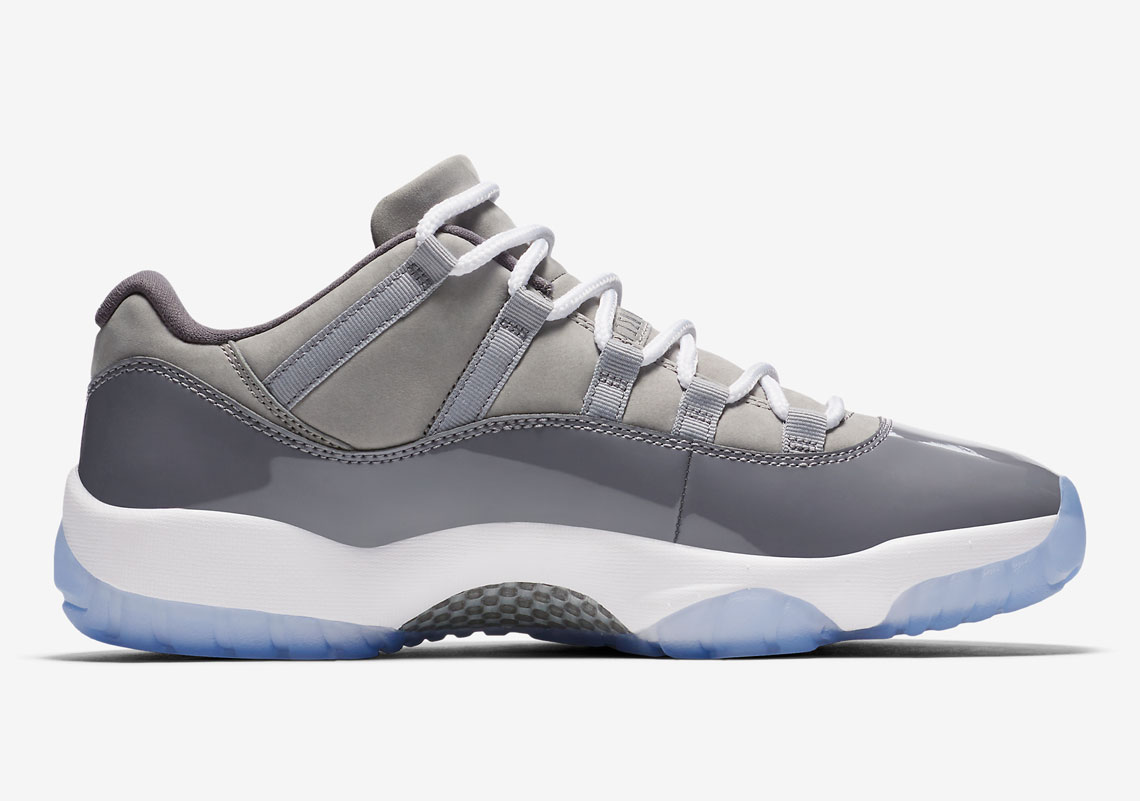 "Style Code  528895-003. Where to Buy  Air Jordan 11 Low ""Cool Grey"". Nike ·  Finish Line · Kicks USA · Shoe Palace · Dick s Sporting Goods 4ec36600f"