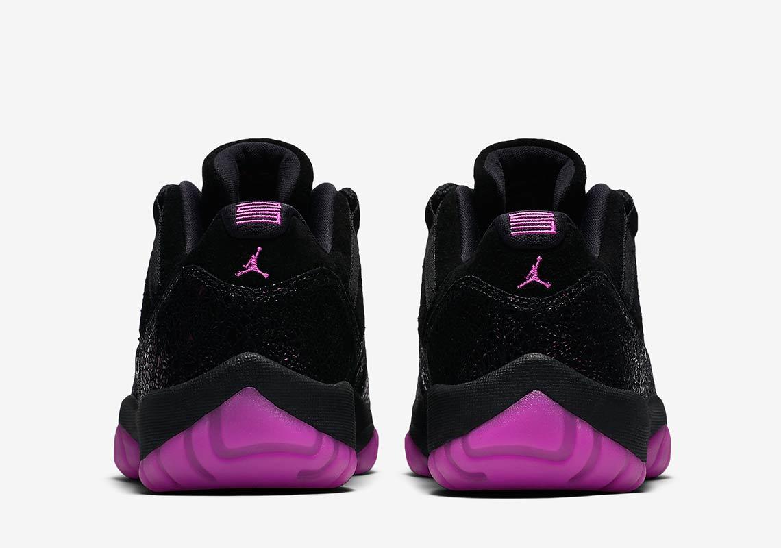 promo code daa1b a170e Air Jordan 11 Low Maya Moore AR5149-005   SneakerNews.com