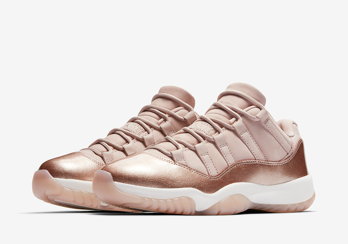 b07518bb7e619d Air Jordan 11 Low AH7860-105 Official Images