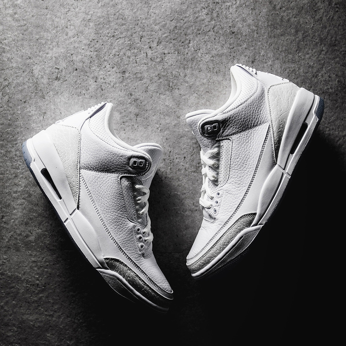 timeless design b1e2c 9410d Air Jordan 3