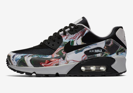"Nike Air Max 90 ""Marble Dye"" Is Coming Soon"