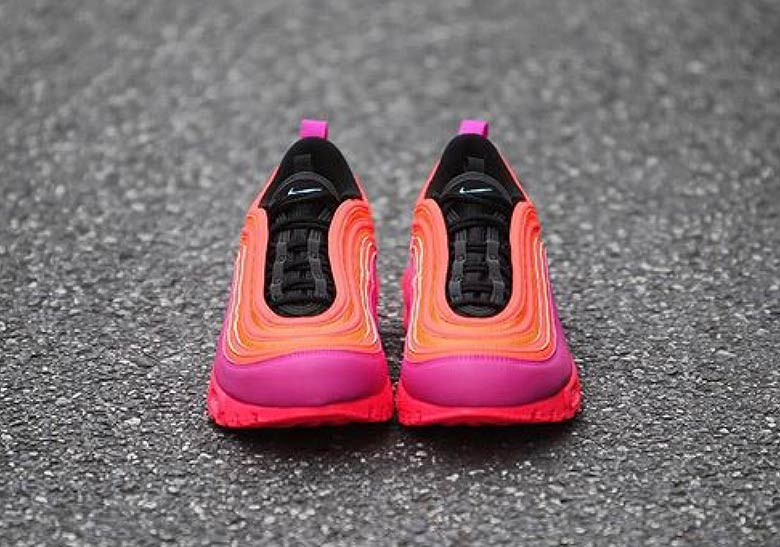 info for 2a18a 2b90c Nike Air Max 97 Plus Hybrid Release Info AH1843-600 AH8144-600 ...