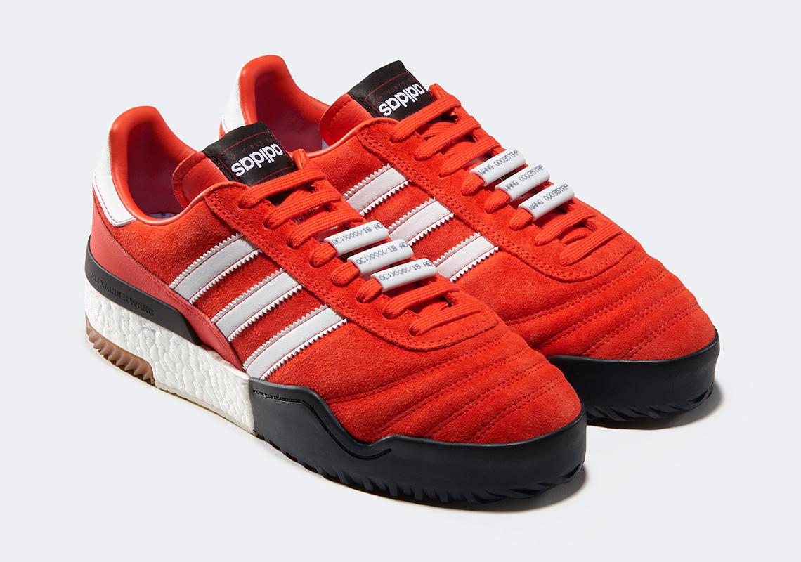 Alexander Look Bball Soccer First Originals X Wang Adidas Aq1232 WED2H9I