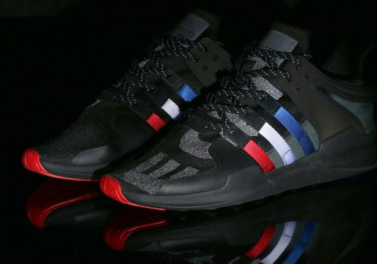 atmos Adds Reflective EQT Detailing To Their adidas Collaboration