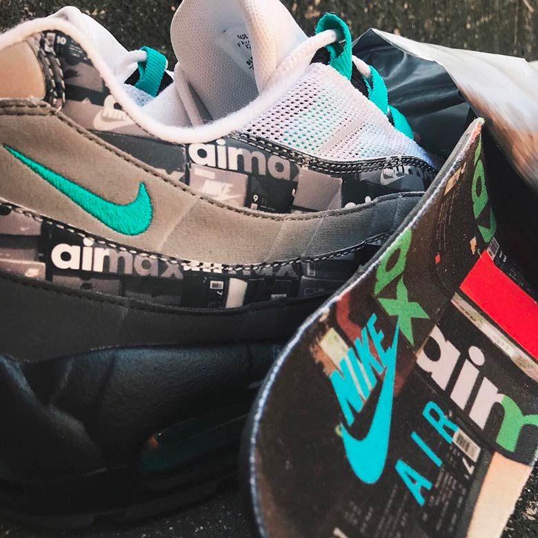 Nike Air Max 95 Atmos Nous Aimons Nike super bY6Do