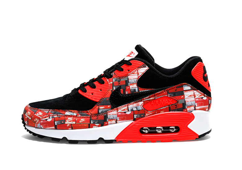 "on sale 61058 d727a Advertisement. atmos x Nike Air Max 90 ""We Love ..."