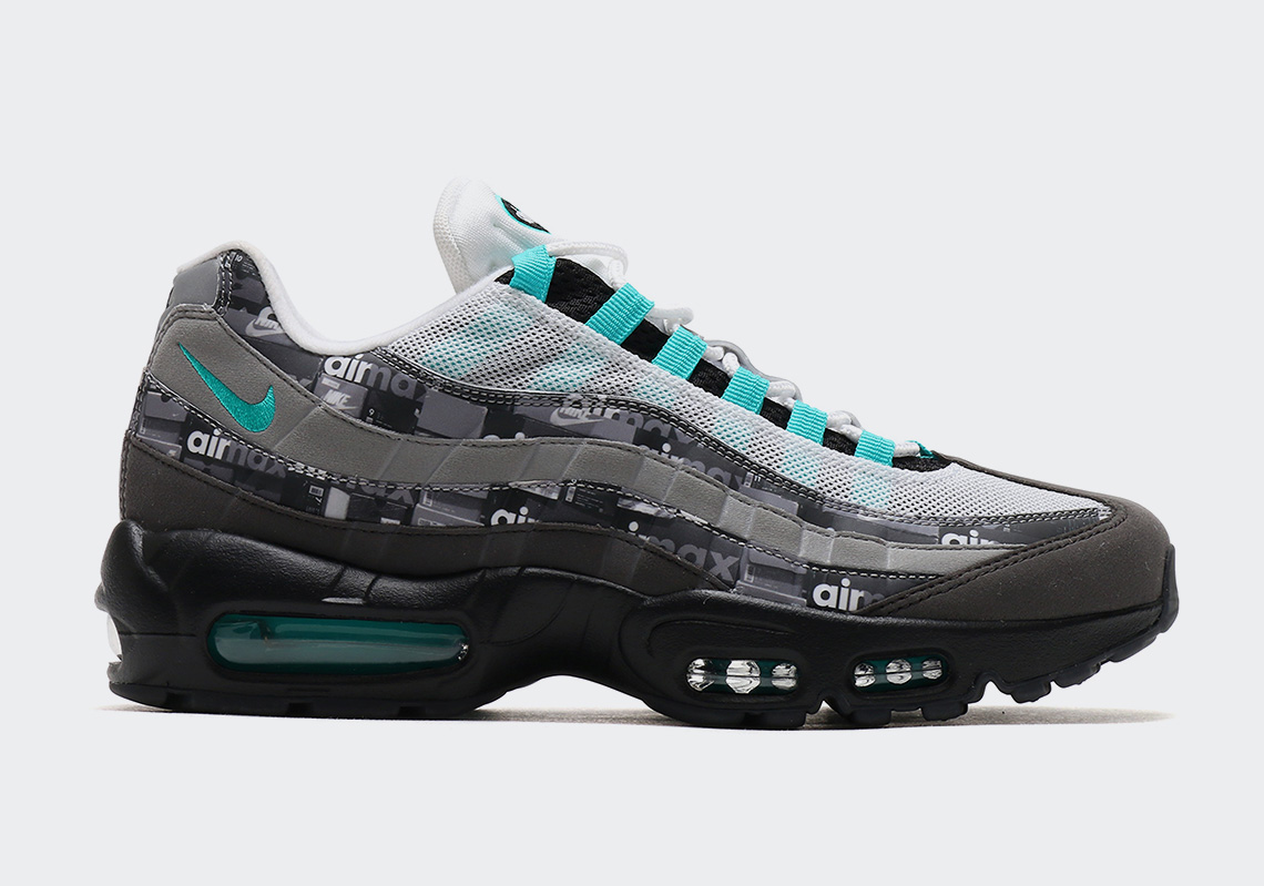 "ca10f906c9d4 A Closer Look At The atmos x Nike Air Max 95 ""Jade"" From The We Love Nike  Pack"