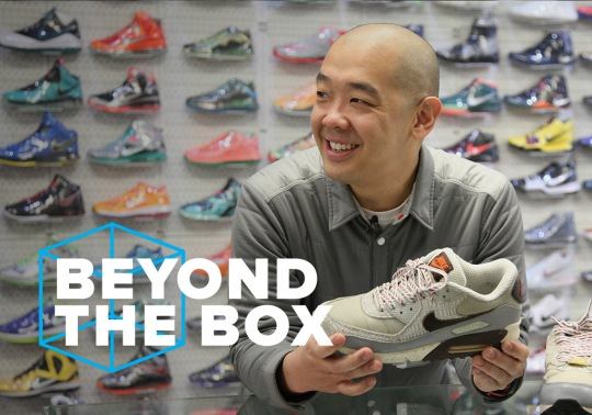 Jeff Staple Didn't Get The Credit For These Nike Air Max Collaborations
