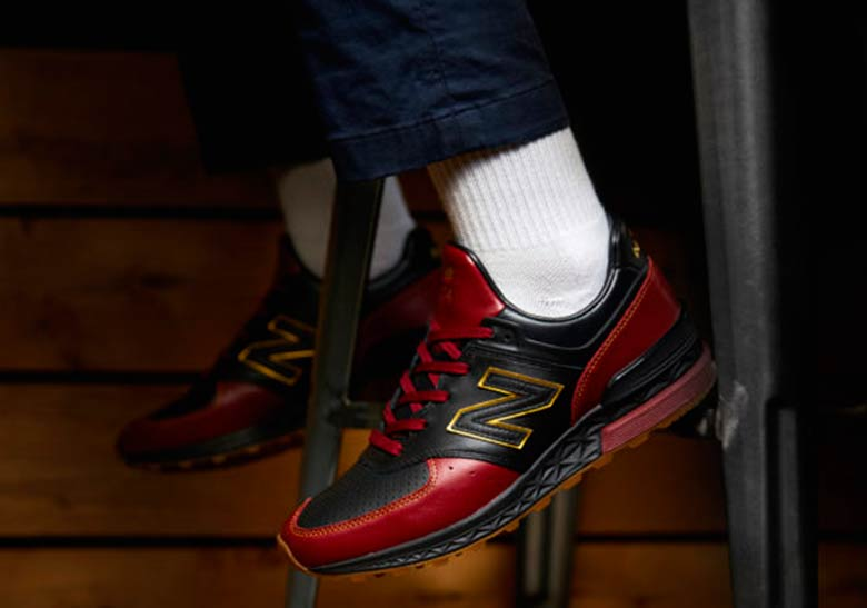separation shoes 184f5 5a982 Billy's Tokyo Limited Edition New Balance 574 Sport ...