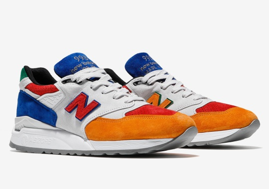 Bodega And New Balance Release An NB1 998 Inspired By Mass Transit