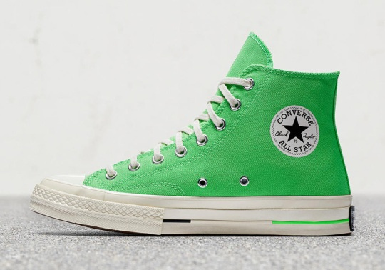 "Converse Unveils The Chuck 70 ""Brights"" Pack"