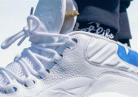 Curren$y's Reebok Question Collaboration Features A Stash Pocket