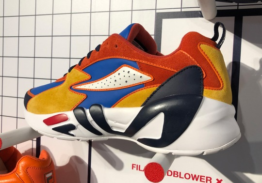 FILA Launches 47 Mindblower Collaborations At Limited-Time-Only Pop-Up Shops