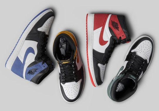 "Jordan Brand Unveils The ""Best Hand In The Game"" Collection"