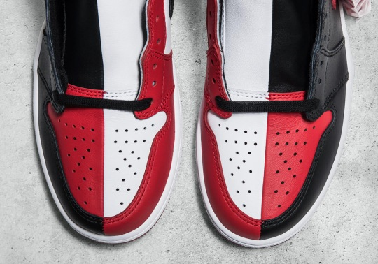 "There May Be Two Different Versions Of The Air Jordan 1 ""Homage To Home"""