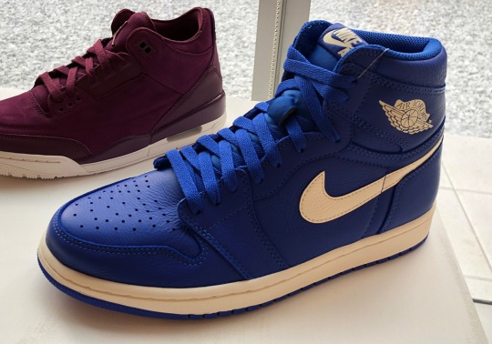 "Air Jordan 1 Retro High OG ""Hyper Royal"" Coming In July"