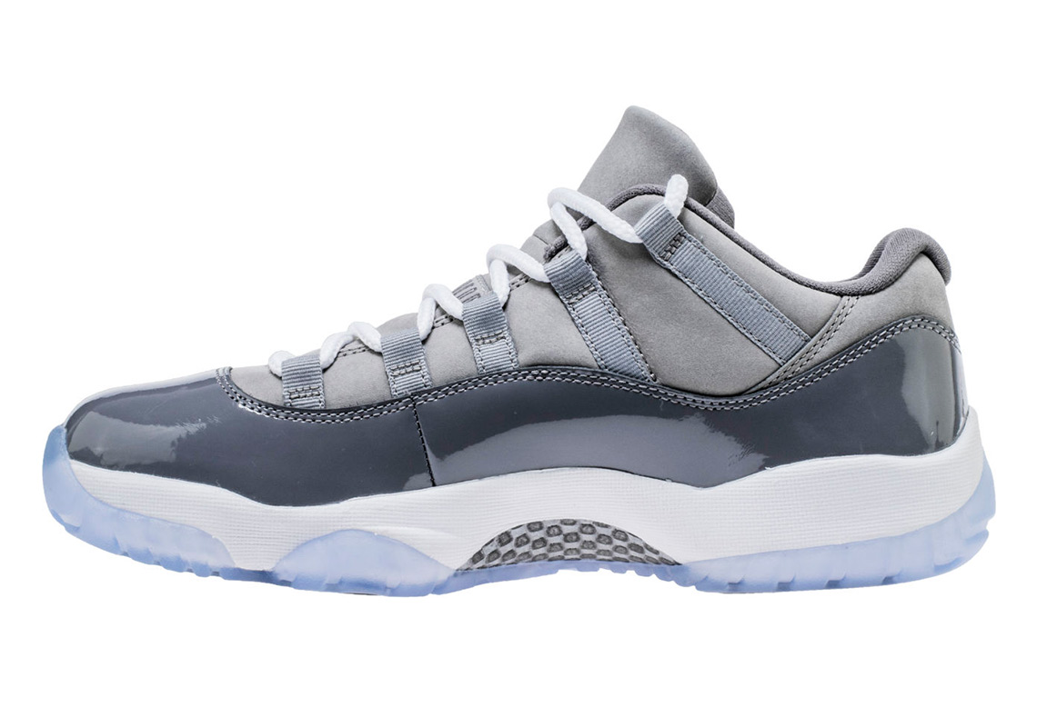 "buy online 0a2e3 628ed Advertisement. Where to Buy  Air Jordan 11 Low ""Cool Grey"""