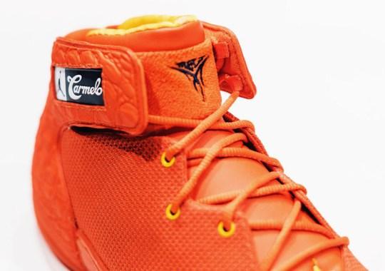 Jordan Brand Is Bringing Back The Melo 1.5 In PE Colorways