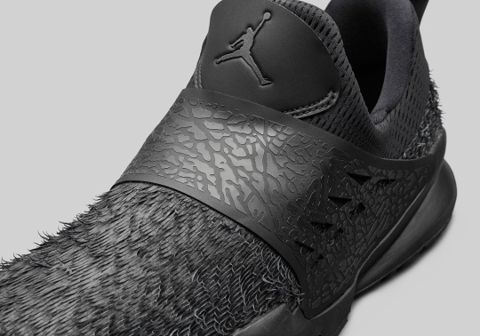 Tinker Hatfield Shares Five Aspects Of The New Jordan Standard Shoe