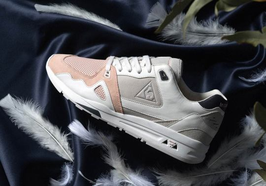 "Highs And Lows & Le Coq Sportif Team Up For A ""Cygnet"" R-1000"