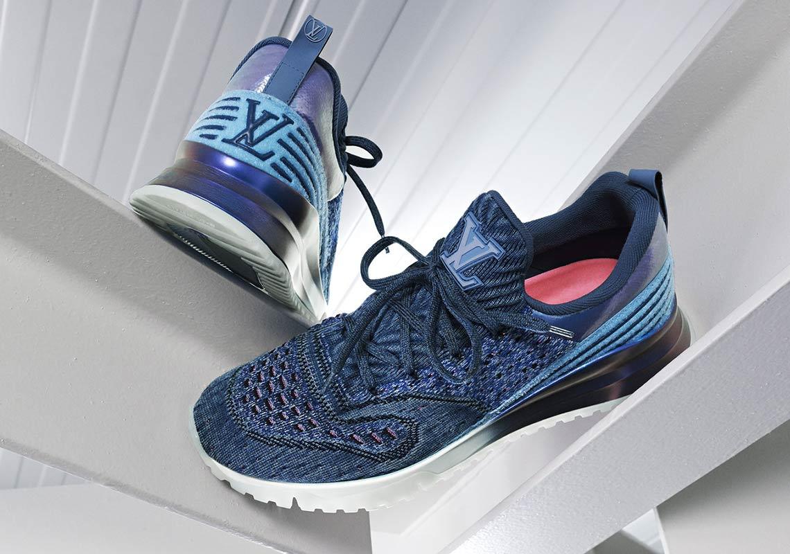 Louis Vuitton VNR Sneaker Release Info