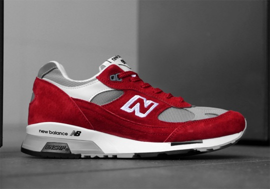 New Balance 991.5 Made In England Arrives In Fresh Spring Colorways