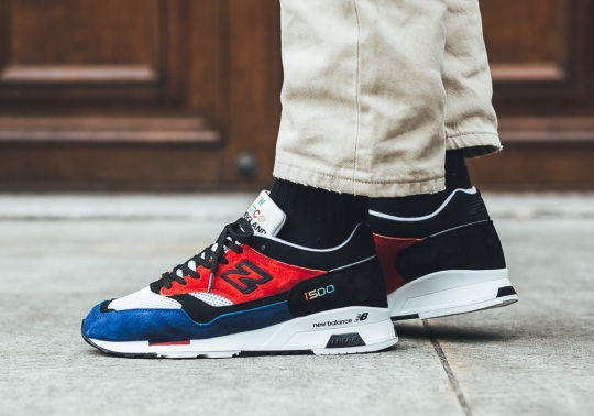 The New Balance 1500 Returns This Summer With CMYK Logos