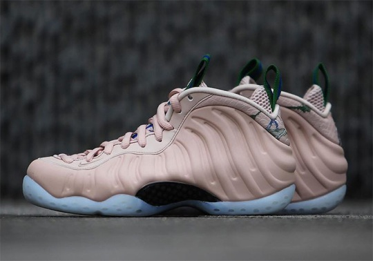 "Nike Air Foamposite One ""Particle Beige"" To Release Exclusively For Women"
