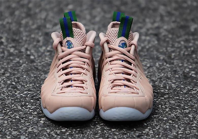 PIFF Minneapolis Nike Air Foamposite One Rust Pink