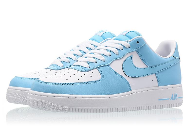 air force 1 blue