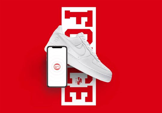 How Nike's Digitally Connected Air Force 1s Open Access To Exclusive Gear