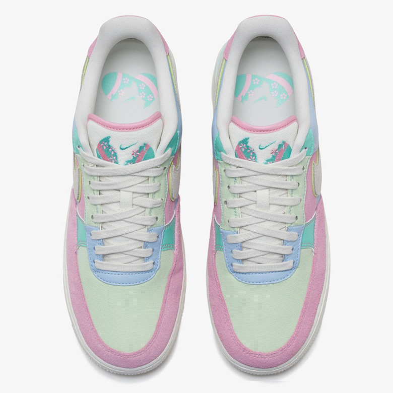 8fd43dcbede Nike Air Force 1 Easter AH8462-400 Release Info