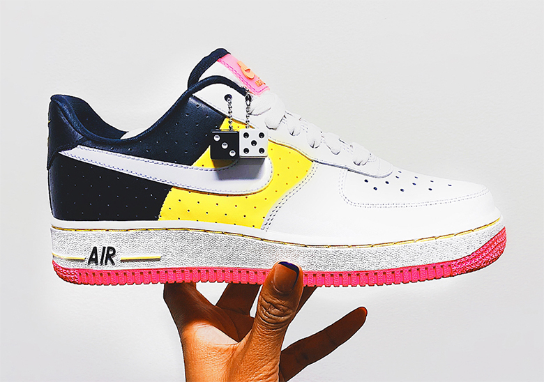 super popular 8e3cd 29675 Nike Air Force 1 Low Moto AT2583-100 Release Date   SneakerNews.com