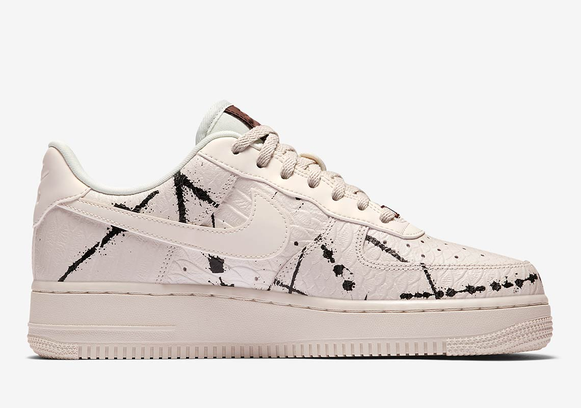 Preview: Nike Air Force 1 Low 07 Lux White Gold Beige Le