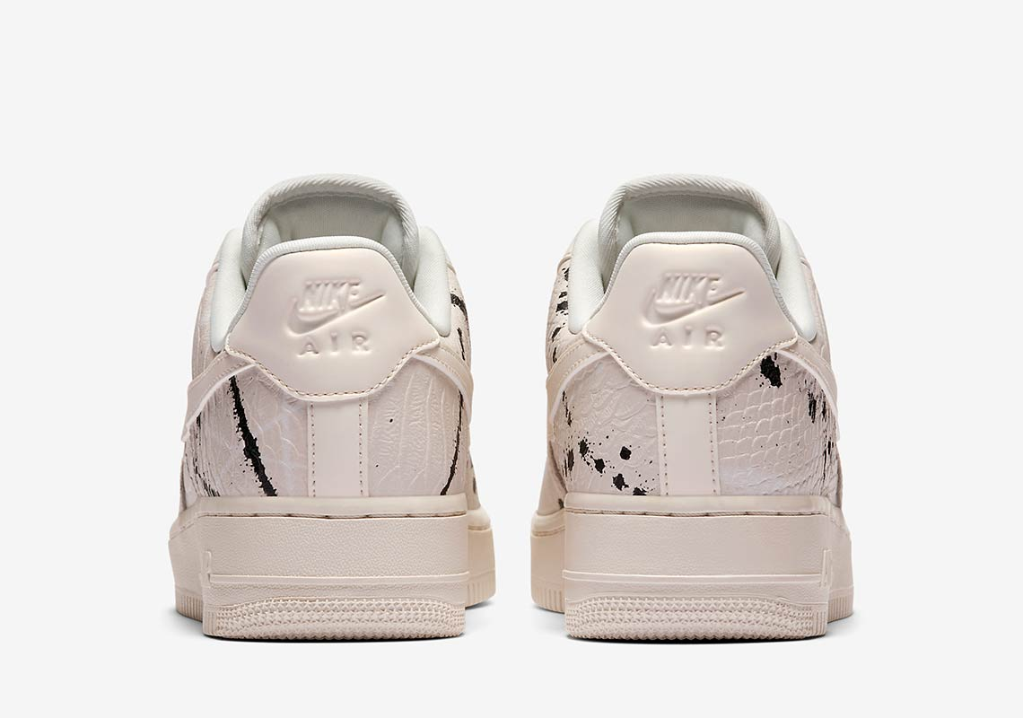 bas prix a20c2 be3dd where to buy nike air force 1 low sort snakeskin ade03 0c1b1