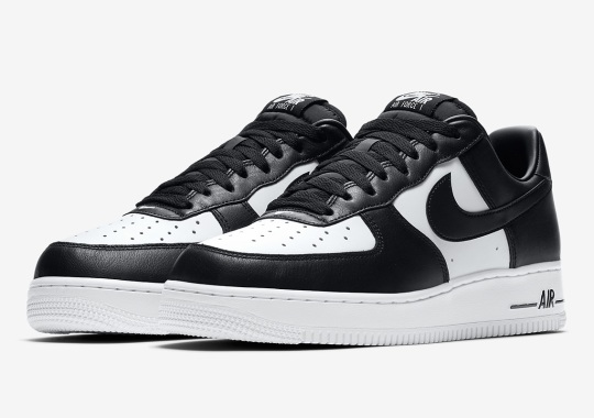 "Nike Air Force 1 Low ""Tuxedo,"" The Perfect Low-Budget Prom Night Shoe"