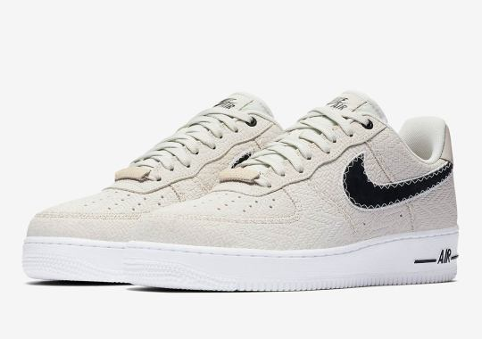 Nike N7 Presents The Air Force 1 With Textured Uppers