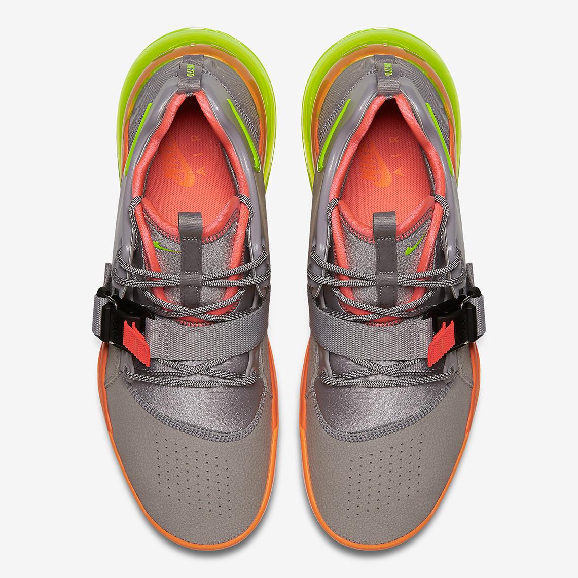 official photos 0cb11 1572b Nike Air Force 270 Sherbert AH6772-007 | SneakerNews.com