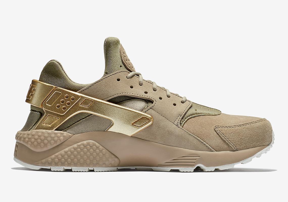 Nike Air Huarache Gold Rush 704830-201