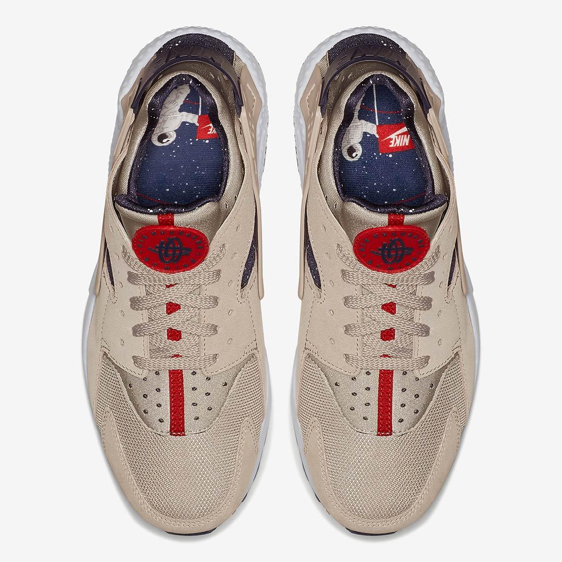 26e0ea42e7e5 Nike Air Huarache Moon Landing Release Info AQ0553-200